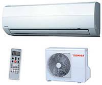 Сплит система настенного типа Toshiba RAS-10SKHP-ES/RAS-10S2AH-ES 2.73 кВт