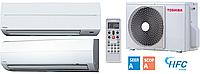 Сплит система настенного типа Toshiba RAS-24S3KHS-EE/RAS-24S3AHS-Ee 6.78 кВт