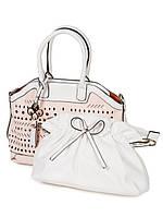 Главная / Товары / Сумки женские / Классические сумки Сумка Женская Классическая иск-кожа Bretton 17519 white