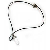 Ожерелье с кулоном из камня Горный хрусталь (27190F)