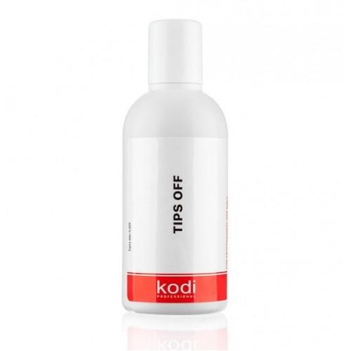 TIPS OFF Kodi Professional, 250 мл (Средство для снятия акрила и гель-лака)