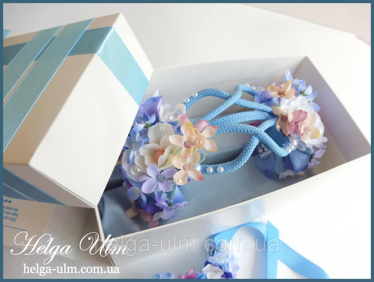 Подарункова коробка для ексклюзивних головних уборів.