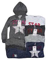 Трикотажный костюм 3 в 1 для девочек оптом, Taurus, 98-128 см,  № F-397, фото 1