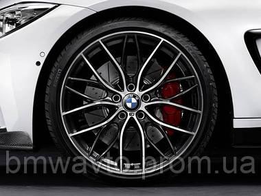Комплект литых дисков BMW M Performance Double Spoke 405 , фото 2