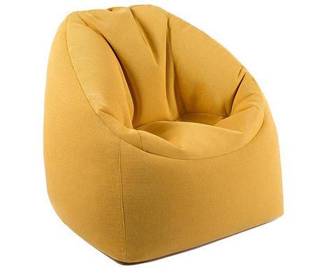 Кресло-мешок Smile, рогожка (размеры: M, L), фото 2
