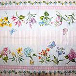 Декупажные салфетки Веточки разных цветов 3006, фото 2