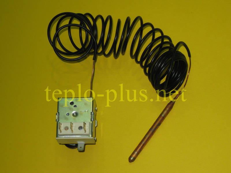 Термостат контроля перегрева 67°C 6WTERFUM01 Fondital Bali Line RTN E, Nova Florida Altair Line RTN E , фото 2