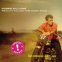 Музыкальный сд диск ROBBIE WILLIAMS Reality killed the video star (2009) (audio cd)