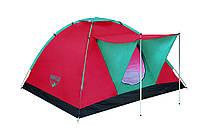 Кемпинговая трехместная палатка туристическая Pavillo Range, 210х210х120см (68012)