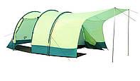 Кемпинговая четырехместная палатка туристическая Pavillo Trip Trek, 490х280х200см, Двухслойная!!!