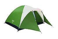 Кемпинговая четырехместная палатка туристическая Pavillo Montana , 310х240х130 см, Двухслойная!!!