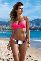 Женский раздельный купальник Sexy Bikini розовый