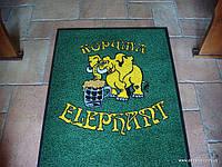 Логотипный ковер влаговпитывающий