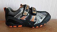 Кроссовки для мальчиков WALKER K1188 чёрный
