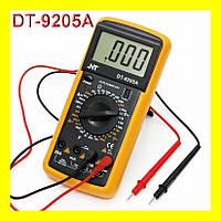 Цифровой тестер мультиметр DT-9205 (A/M)