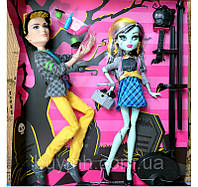 Сет Джексон Джекилл и Френки Штейн Пикник Monster High Picnic Casket Jackson Jekyll and Frankie Stein