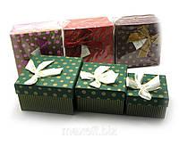 Набор квадратных подарочных упаковок
