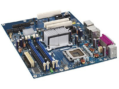 Drivers: Intel DG965WH