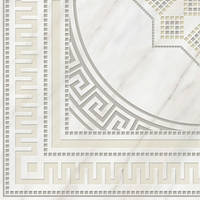 Керамическая плитка декор Каррара белый
