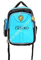 Рюкзак oxeord (37х30) голубой