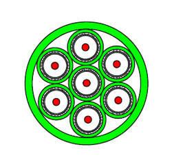 Кабели Мультикор  755-804, 758-704