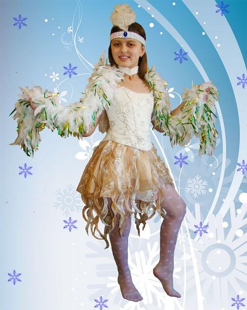 Жар-птица (золотая) - карнавальный костюм, цена 90 грн./день, купить в Николаеве - Prom.ua (ID# 3439857)