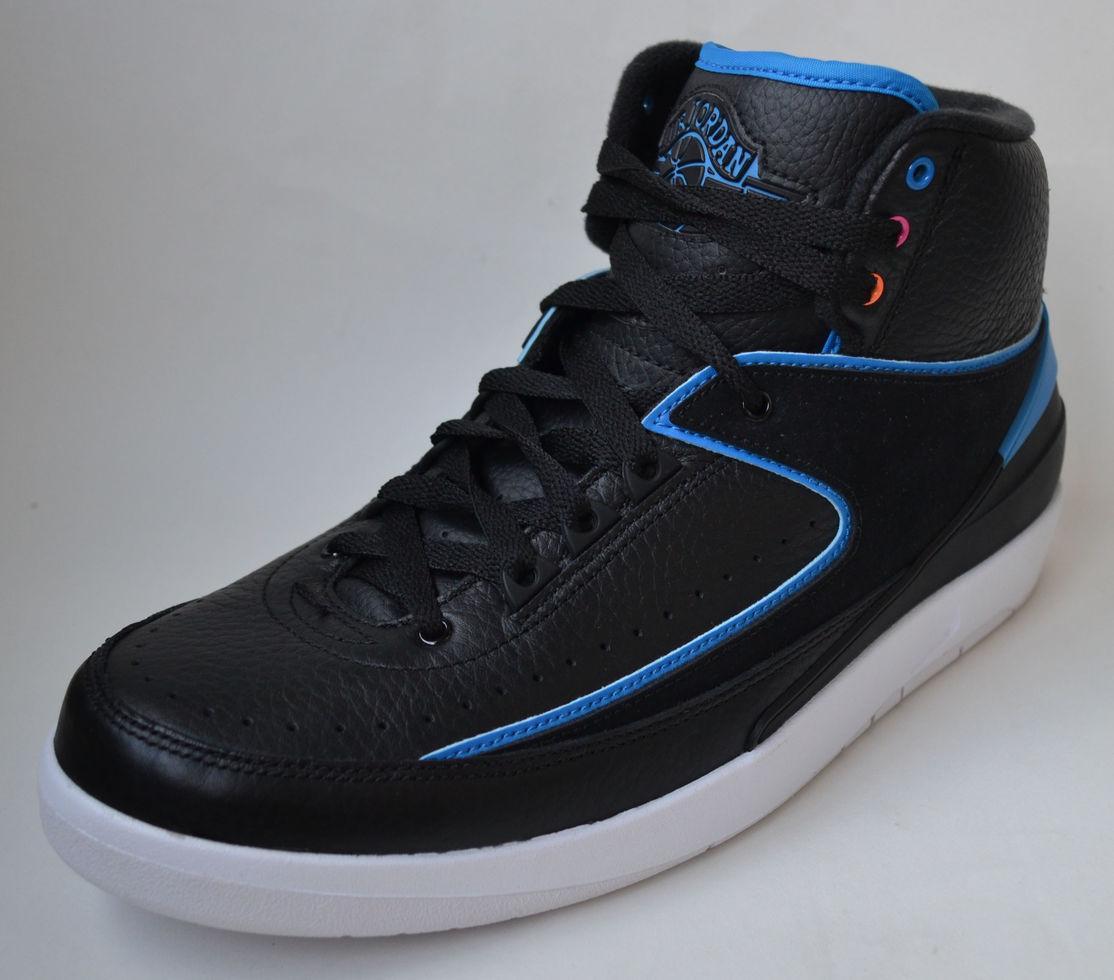 d85dd25a Кроссовки мужские Nike Air Jordan Retro 2 Radio Raheem (размер 44, USA-10,5,  28,5 см), цена 2 320 грн., купить в Харькове — Prom.ua (ID#555360775)