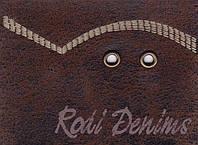 Изготовление кожаных бирок