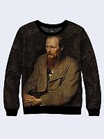 Свитшот Достоевский портрет