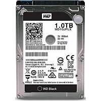 """HDD 2.5"""" SATA 1.0TB WD Black 7200rpm 32MB (WD10JPLX)"""