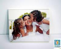 Печать фото на холсте с подрамником