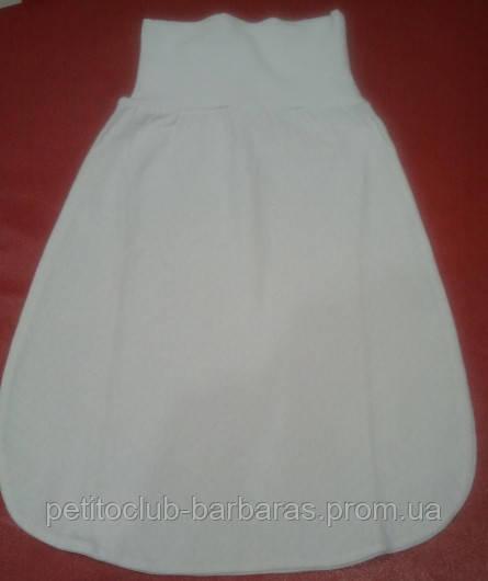 Мешок для ног для младенцев,  с ажурными сердечками