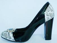 Туфли на высоком каблуке 03-011