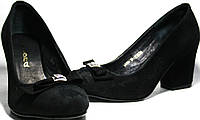 Туфли на широком каблуке Ilona, фото 1