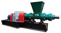 Экструдер для производства топливных брикетов