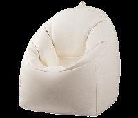 Кресло-мешок Smile, экокожа (размеры: M, L)