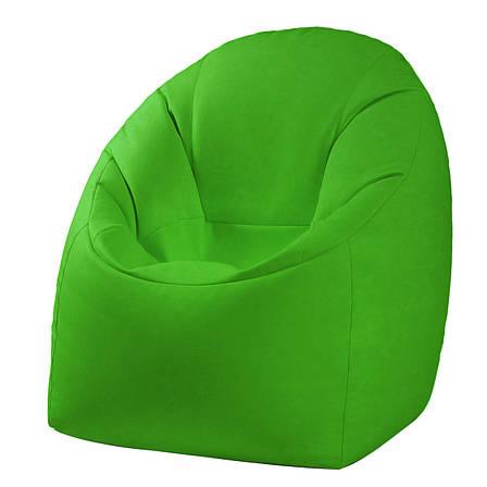 Кресло-мешок Smile, кожзаменитель (размеры: M, L), фото 2