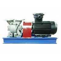 Насосный агрегат АСВН-80 с эл.дв 7,5 кВт/1500об центробежный, горизонтальный для топлива