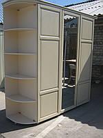 Шкафы из натурального дерева