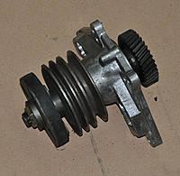 Привод вентилятора ЯМЗ 3-х ручейный на 6 шпилек