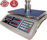 Весы торговые Дозавтоматы ВТНЕ/2-15Т1, фото 3