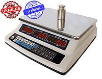 Весы торговые электронные ВТНЕ-15Т1
