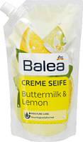 Жидкое крем-мыло Balea Creme Seife пахта и лимонник 500мл