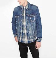 Джинсовая куртка Levis Trucker - Danica (большие размеры)