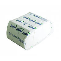 Бумага туалетная листовая 2 слоя 200 листов/уп белая SafePro