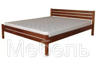 Деревянная кровать Классика 160 ф-ка Тис