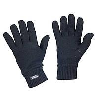 Перчатки вязаные Thinsulate черные