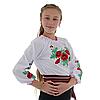 """Вишиті сорочки для дівчат """"Соломія"""" від 7 до 12 років, фото 2"""