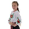 """Вишиті сорочки для дівчат """"Соломія"""" від 7 до 12 років, фото 4"""