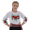 """Вишиті сорочки для дівчат """"Соломія"""" від 7 до 12 років, фото 5"""